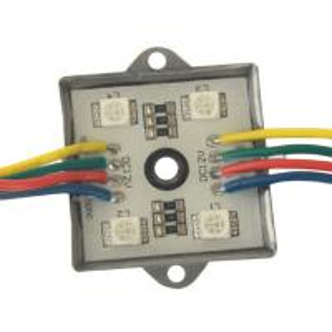 China 5050 RGB SMD LED module light strip,DC 12V on sale