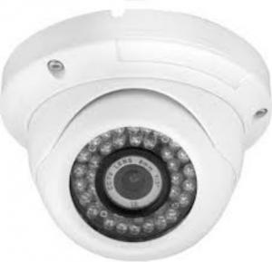 China POE 3 Megapixel Vandal Proof IR CCTV Camera Motion Detection , S/N 50db on sale