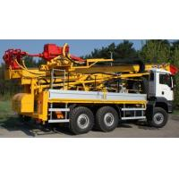 Quality Powerful! Multifunction truck mounted geological core drill rig AKL-Z-400D wholesale