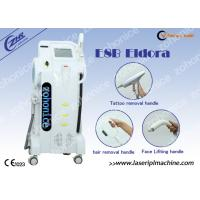 Cheap E - Light Ipl Beauty Machine For Face Lifting , Blood Vessels Removal for sale