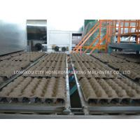 Quality Raw Material Waste Paper Egg Tray Production Line Fruit Tray Making Machine wholesale