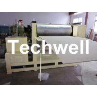 Quality 5 - 60mm Thickness MDF Embossing Machine With Pattern Carved Depth 0.4 - 0.7mm wholesale