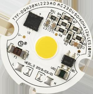 Quality Track Light Led Module 220v , Aluminum PCB Led Module 10w No Shadow wholesale