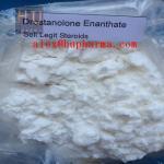 Quality Raw Drostanolone Enanthate 200 Masteron Steroid Powder wholesale