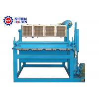 Quality Small Paper Pulp Molding Machine Egg Tray Processing Good Protectiveness wholesale