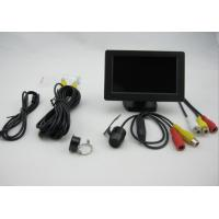 Buy cheap 4.3 Inch Standalone Monitor With Waterproof Vehicle Reversing Camera Set product