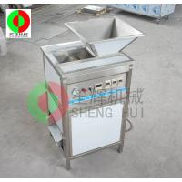 Cheap factory produce and sell stainless steel garlic strip machine cp-300 for sale
