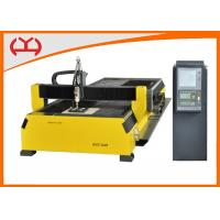 China Auto Bench CNC Plasma Cutting Machine 4000*1300*2500 Synchronic Driver on sale