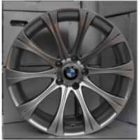 China Aluminum Alloy wheels BMW replica rims 18 inch 120(mm)PCD, bright silver machined face on sale