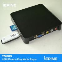 Quality multimedia digital signage player box vga out for tv wholesale