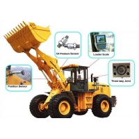 China dynamic weighing Digital Wheel Loader Weighing System Controller on sale