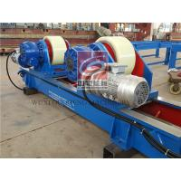 Buy cheap Lead Screw Adjustable Welding Rotator for Wind Tower Production Line product