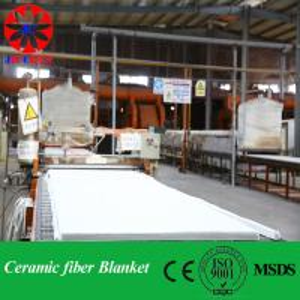 Quality High heat oven insulation---JC Ceramic Fiber Blanket wholesale