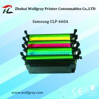 Buy cheap Compatible for Samsung CLP-660A toner cartridge from wholesalers