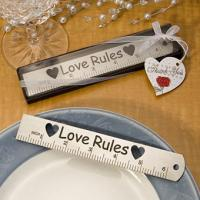 China Anniversary Gift Love Ruler Music Note Bookmark For Men And Women In Love on sale