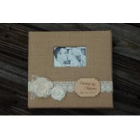Quality Rustic Wedding Photo Album wholesale