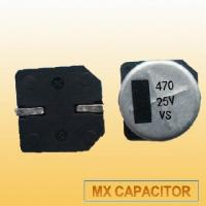 Quality 6.3V 330uF Aluminum Electrolytic Capacitor SMD,Chip Electrolytic Capacitor wholesale