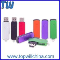 Coloful Twister Cheap Usb Flash Drives Delicate Design for Gifts