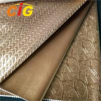 Quality Colorful Soft PVC Faux Leather For Home Furniture And Car Seat Cover wholesale