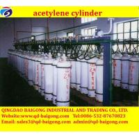 China Alibaba China High Pressure Acetylene Gas Cylinders for Sale on sale