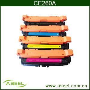 Quality Color Toner cartridge HP COLOR CE260A-261A-262A-263A wholesale