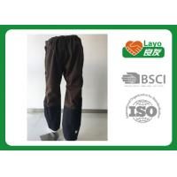 Quality Lightweight Anti - Uv Waterproof Hunting Pants With Pads Breathable L-079 wholesale