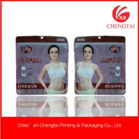 China Women Clothes Use Zippered Packaging Bags With Eco-Friendly Feature on sale