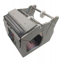 Quality Automatic Label Cutting Electric Label Dispenser Stripping Machine Stainless Steel 250mm wholesale