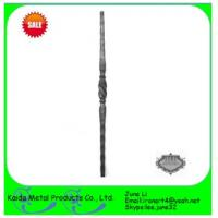 Quality metal wrought  baluster for iron window grills wholesale