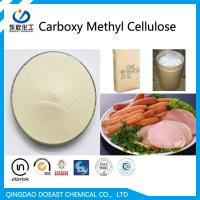 Quality Odorless CMC Food Grade Carboxylmethyl Cellulose 9004-32-4 With Non Toxic wholesale