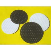 Quality Light Weight PTFE Teflon Sheet , Non-Flammable Black PTFE Slide Bearing wholesale