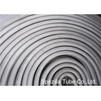 Quality Seamless Duplex Stainless Steel U Bend Pipe ASTM A789 UNS S31803 Grade 2205 OD15.88 X 2.11MM wholesale
