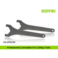 Quality ER32UM Hook Wrench Spanner / Hydraulic Torque Wrench Spanner Socket wholesale