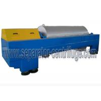 Quality High Automation Decanter Centrifuges Working As Sludge Dewatering Machine wholesale