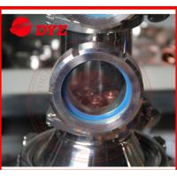 Quality Home Distilling Equipment For Milk , Stainless Steel Reflux Column wholesale