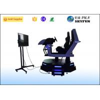 Quality 9D Seat Racing Chair VR Racing Simulator No Noise With Free Car Games wholesale