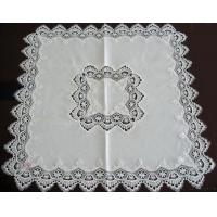China Chemical Lace Tablecloth on sale