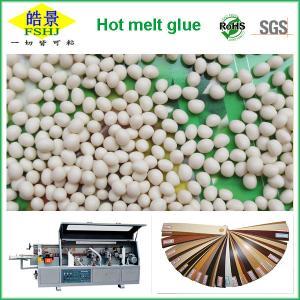 Quality High Heat Hot Melt Edgebanding Glue Granule / Edge Banding Adhesive Not Stinging wholesale