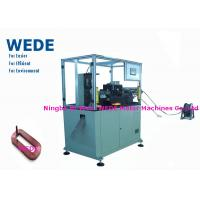 Quality Starter Flat Wire Forming Coil Winding Machine With Straightening Device wholesale