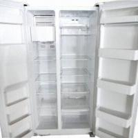 Quality Side-by-side Refrigerator with Water Dispenser, Ice Maker and Minibar wholesale