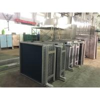 Quality Plate Type Heat Exchanger Machine Fot Hot Air Warming / Conditioning / Cooling wholesale