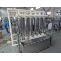 China Ectric Drinking Water Purifying Machine , 8 Tons Water Purify Plant on sale
