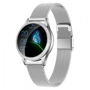 Quality One Key Detection IP68 NRF 52832 Blood Pressure Smartwatch wholesale