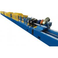 Quality Material Thickness 0.27 - 0.4mm PU Sandwich Panel Production Line Manual Uncoiling wholesale