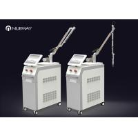 China Professional Q Switched ND YAG Laser Machine 1064nm/532nm Laser Type on sale