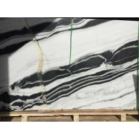 Cheap Black And White Lighting Natural Marble Tile And Slab , Marble Floor And Wall for sale