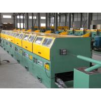 Quality 2 Wheel Barrow Wire Mesh Manufacturing Machine , Industrial Wire Processing Equipment wholesale