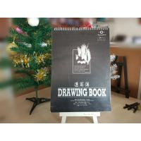 Quality Customized Cover Artist Paint Pad Sketch Drawing Paper Sketchbook 100gsm 60 sheets wholesale