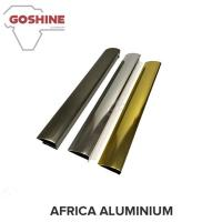 Buy cheap new product aluminum rectangular tubing polished High precision aluminium from wholesalers