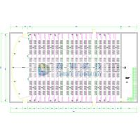 Quality Special Luxury 6D 5D Movie Theater Design Drawing for large cinema auditorium wholesale